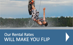 Our kelowna boat rental rates